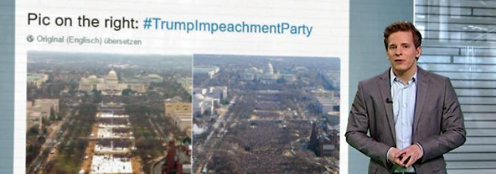 n-tv Netzreporter: User bereiten sich auf Ende der Trump-Präsidentschaft vor