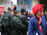 LKW-Verbot und Betonhindernisse: Kölner Karneval wird abgesichert