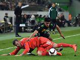 Europa League als Stolperstein: Gladbach besiegt sich gegen Florenz selbst