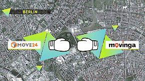 Startup News, die komplette 41. Folge: Heißes Duell in der Startup-Szene: Move24 gegen Movinga