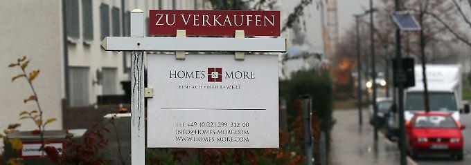Studie: Mit dem Boom ist Schluss: Die halbe Wahrheit über den Immobilienmarkt