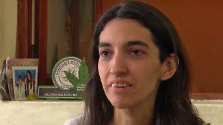Cannabis als Kindermedizin?: Argentinierin bricht für ihren Sohn das Gesetz