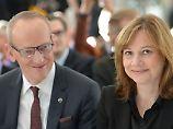 """Zuversicht in Rüsselsheim: Opel-Chef sieht """"Chance"""" in Übernahme"""