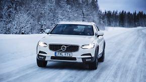 Cool und edel: Volvo V90 Cross Country ist ein wahrer Abenteuer-Kombi