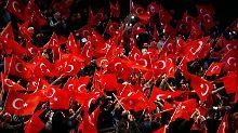 """""""Übt sich in Trump-Manier"""": Türkische Gemeinde kritisiert Erdogan scharf"""
