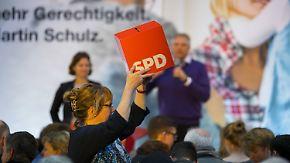 Neuer Glanz durch Martin Schulz: SPD überholt Union in der Wählergunst