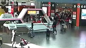 Giftanschlag in Malaysia: Überwachungsvideo soll Mord an Kim Jong Nam zeigen