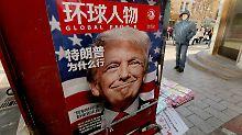 """Präsident gewinnt Markenstreit: """"Trump""""-WCs verlieren ihren Namen"""