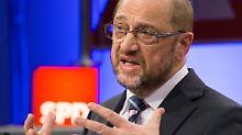 """Schulz und die Agenda 2010: """"Balsam auf die Wunden linker Dogmatiker"""""""