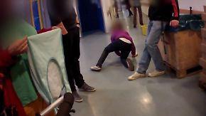 Von Respektlosigkeit bis Schikane: Team Wallraff deckt Missstände in Behindertenheimen auf