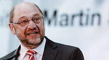 Zweifel an Schulz' Vorstoß: Studie: Weniger Deutsche in befristeten Jobs