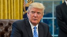 """Allein auf weiter Flur: Leidet Trump unter """"Lagerkoller""""?"""