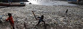 """""""Katastrophale Folgen"""": Plastikpartikel müllen die Meere zu"""