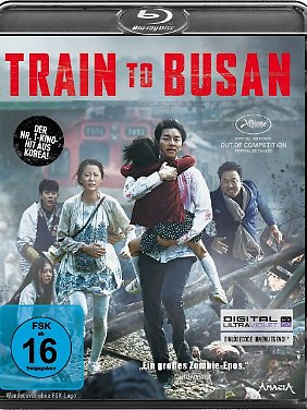"""Train to Busan"" ist bei Splendid erschienen."