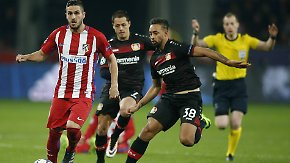 Man City gewinnt spektakulär: Bayer bekommt Lehrstunde von Atlético erteilt