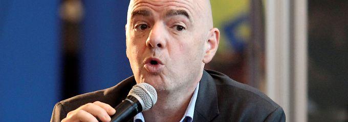 Offener Machtkampf von Infantino: Fifa will offenbar Ethikkommissare loswerden