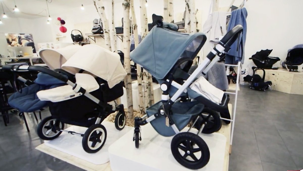 n tv ratgeber kinderwagen im test n. Black Bedroom Furniture Sets. Home Design Ideas