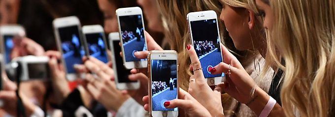 Smartphone der Zukunft: So wünschen es sich die Deutschen