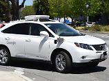 Google-Wagen abgekupfert?: Alphabet-Tochter verklagt Uber