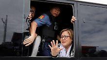 Haftbefehl auf den Philippinen: Duterte-Kritikerin verhaftet