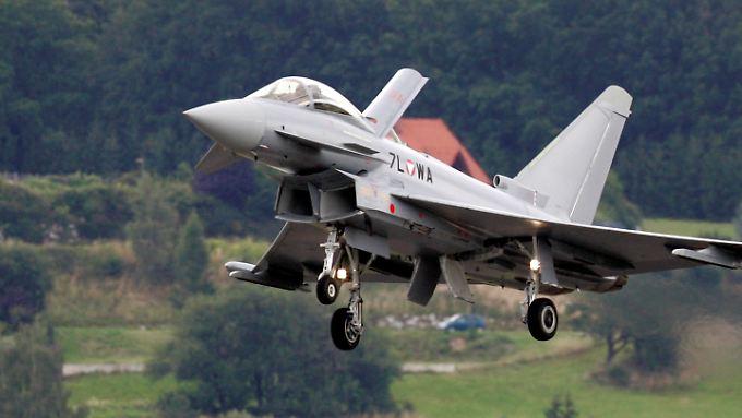 Wegen des Eurofighters droht Airbus nun Ärger in Österreich.