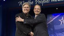 Trumpismus gehört jetzt dazu: Aus Konservativen sind Radikale geworden