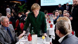 Im Wahlkreis von Merkel: Stralsunder vermissen das offene Ohr der Kanzlerin
