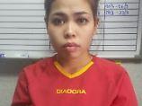 Giftmord an Kim-Bruder: Attentäterin glaubte, Nervengift sei Babyöl
