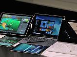Tab S3 und Galaxy Book: Samsungs Neue sind flach, scharf und stark