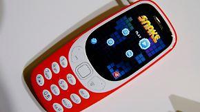 Comeback mit Snake: Das Nokia 3310 ist wieder da