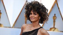 Halle Berry kühlt sich ab: Und nach den Oscars? Klar, Nacktbaden!