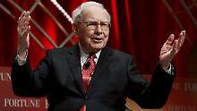 Warren Buffett investiert kauft Lanxess-Anteile.