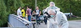 Mann erschießt Radfahrer: Täter muss für mehr als zwölf Jahre in Haft