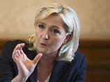 Ausschuss votiert für Aufhebung: Le Pen muss um ihre Immunität bangen