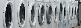 Waschmaschinen im Test: Hier wird Ihre Wäsche sauber
