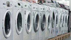 n-tv Ratgeber Kurznews: Shops für Elektrogroßgeräte unter der Lupe