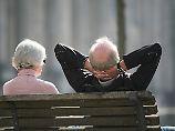 80 ist das neue 60: Senioren fühlen sich gesund und abgesichert