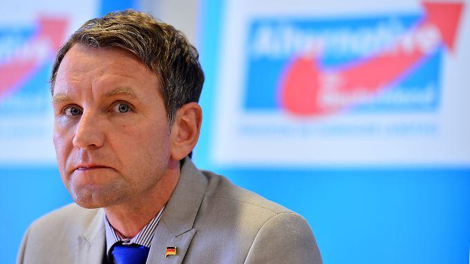 Mit seinen Äußerungen löste Björn Höcke bundesweit Empörung aus.