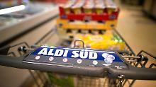 Interesse an günstigen Preisen: Aldi Süd verkauft bald auch in China