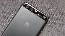 Edles Metall und starke Kamera: Huawei P10 greift nach der Krone