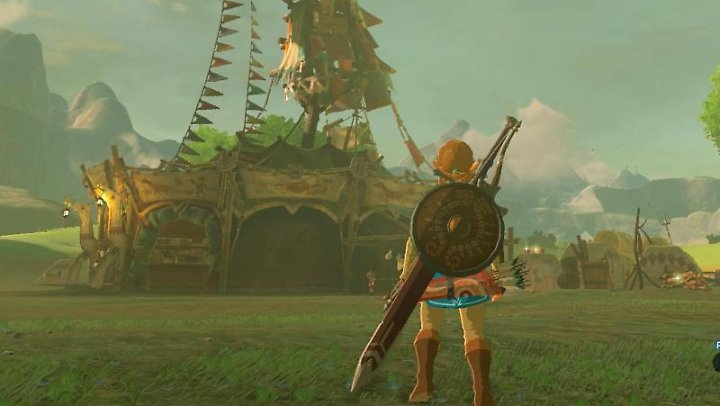 """The Legend of Zelda: Breath of the Wild"" ist Nintendo richtig gut gelungen."