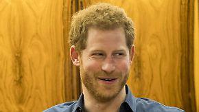 Promi-News des Tages: Bei Prinz Harry und seiner Liebsten wird es offenbar ernst