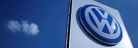Schlechter Jahresstart für die Marke VW.