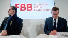 Krisentreffen mit Dobrindt: Müller sucht hektisch neuen BER-Chef