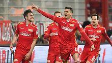 Vierter Sieg in Folge: Union hält Kurs auf die Bundesliga