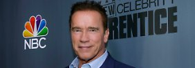 """Mag nicht mehr der Boss bei """"The Apprentice"""" sein: Arnold Schwarzenegger"""