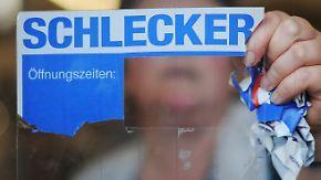Millionen nicht versteuert?: Finanzamt fordert Nachzahlung von Schlecker-Kindern