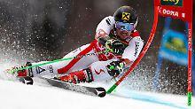 Neureuther fühlt sich veräppelt: Alpin-Dominator Hirscher gewinnt Ski-Weltcup