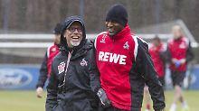 Der Sport-Tag: Modeste glaubt an Rettung seines Ex-Klubs Köln