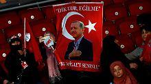 Auftrittsverbot in Deutschland?: Die Empörung nutzt Erdogan nur